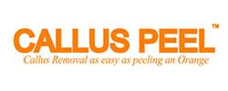 Callus Peel logo