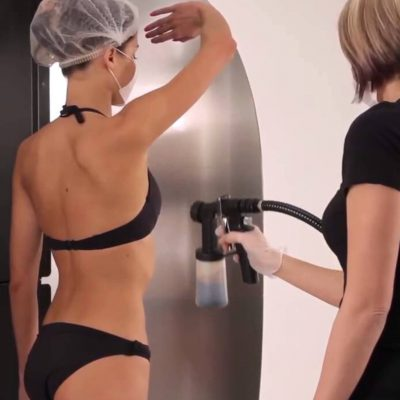 What you need to know about professional spray tanning