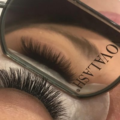 What are the different types of lash extensions?